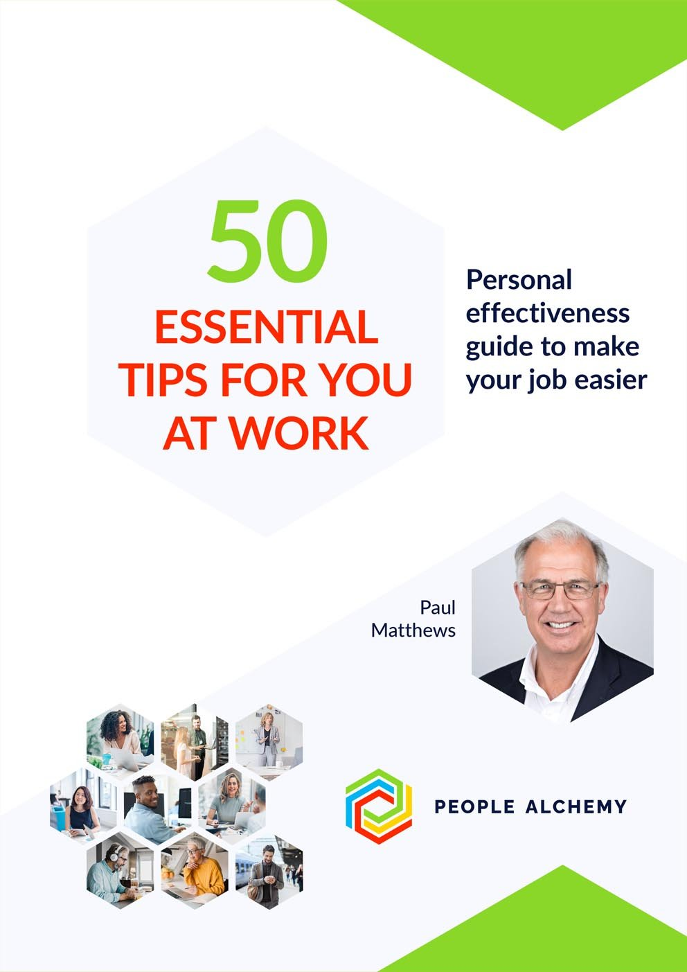 50 Essential Tips for You at Work